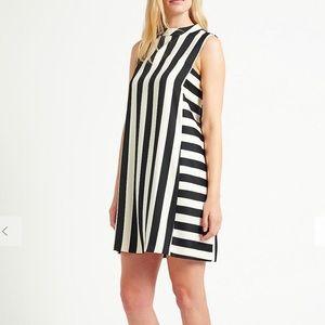 Marella Berlino striped shift dress